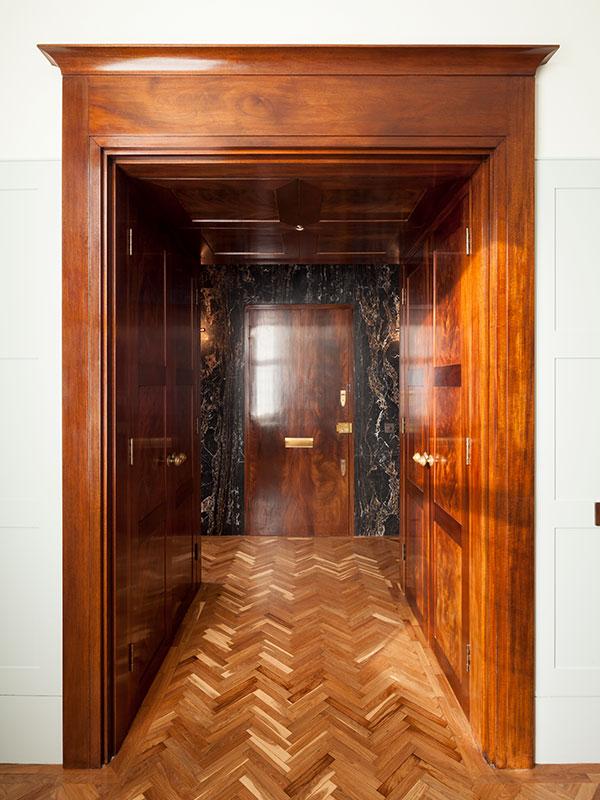 parquet flooring restoration