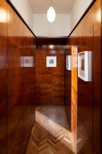 wood panelling restoration