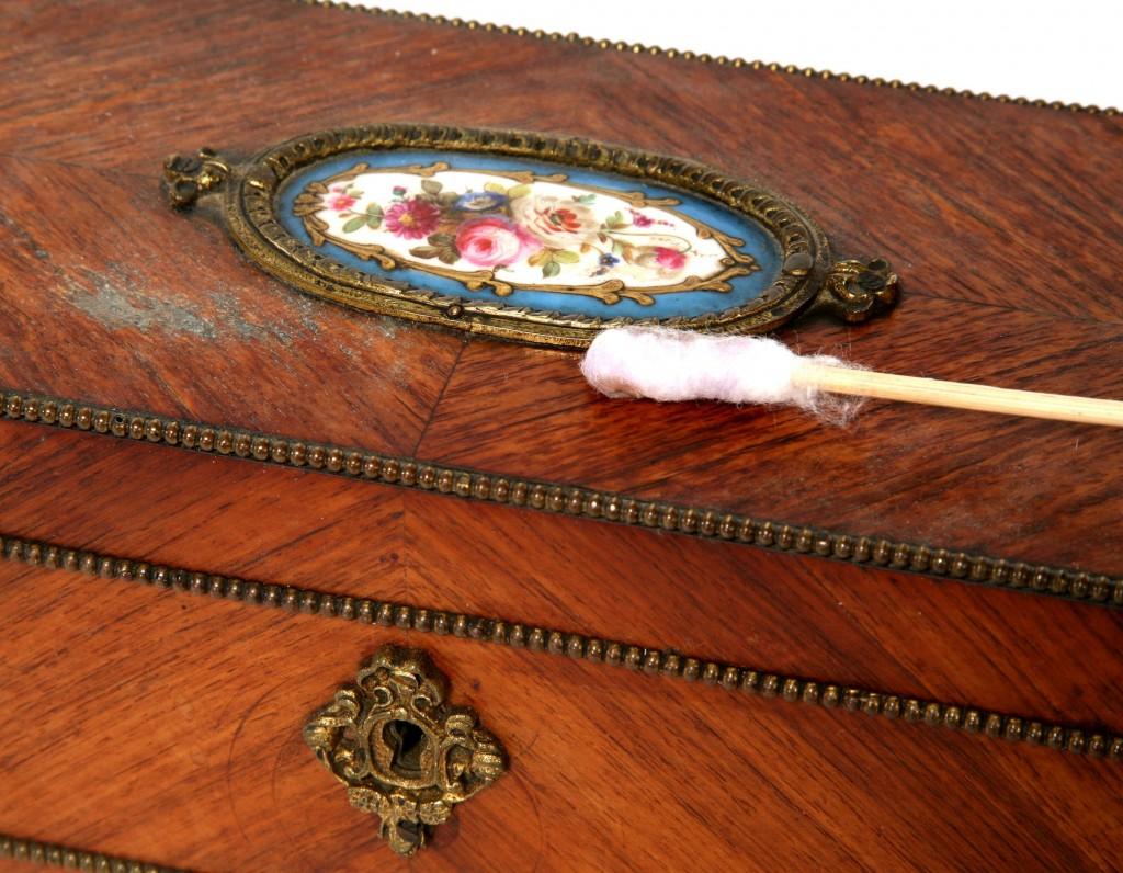 Restoring Antique Furniture - a delicate business
