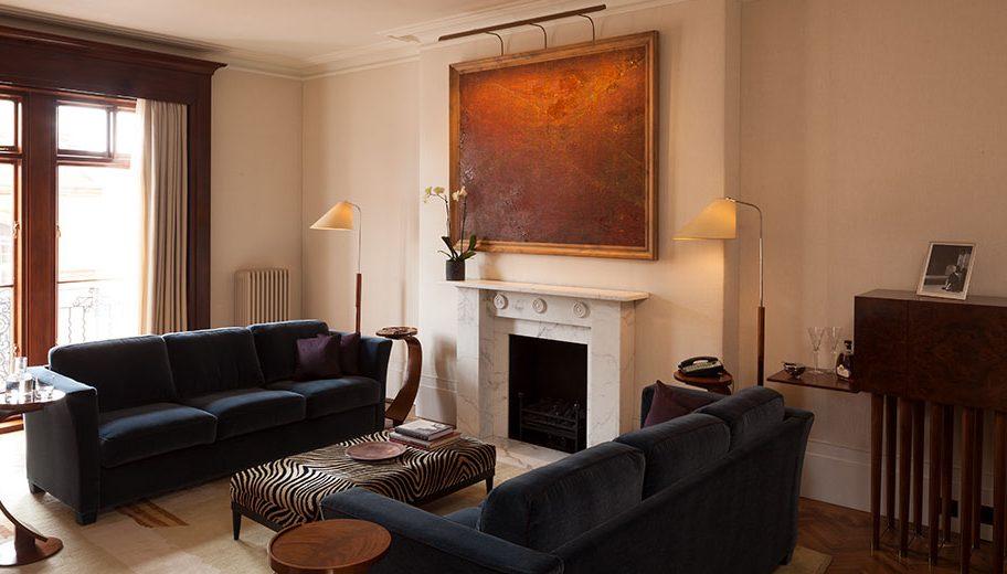 modern interior restoration